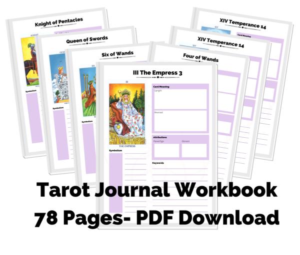 Tarot workbook