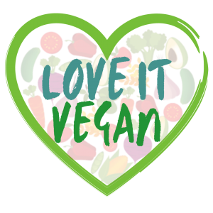 Love it Vegan- Logo