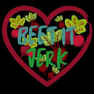 Beet it Jerk- Logo