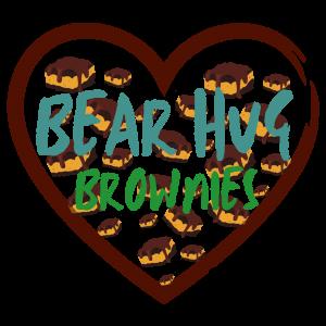 Bear Hug Brownies- Logo