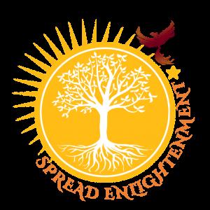 Spread Enlightenment- Logo